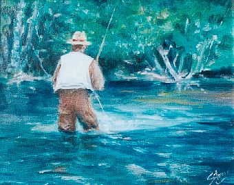 Fly Fishing #42